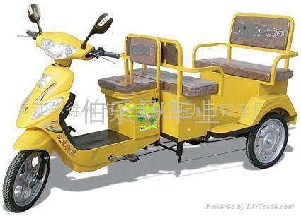 供应四川低价电动三轮车整车及散件批发 1