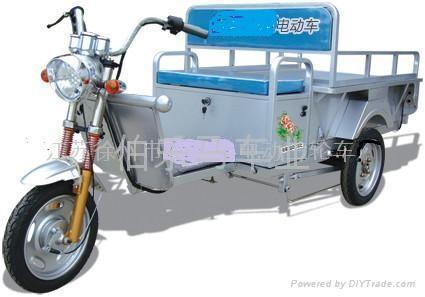 供应四川低价电动三轮车整车及散件批发 3