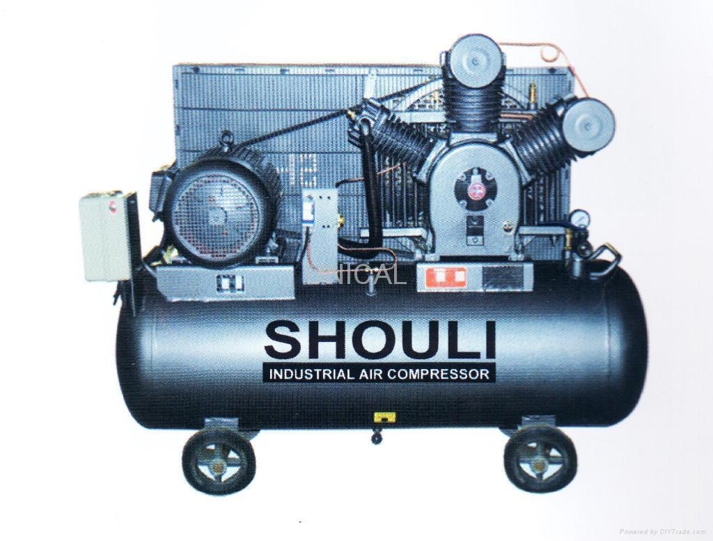 Piston Air Compressor Shouli China Manufacturer Air