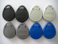 To sell RFID 125Khz keychian card tag