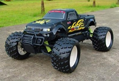 BIG FOOT 1/5 2WD OFF-ROAD MONSTER TRUCT 053220