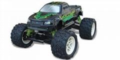 1/6 SCALE 4WD OFF-ROAD Nitro Truck 063410