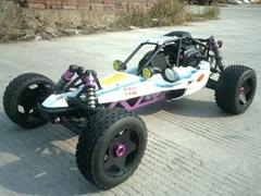 1/5 Scale RC Car Gas Powered 2wd Baja