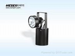 便攜式多功能強光燈