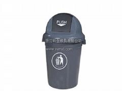 塑料垃圾桶模具