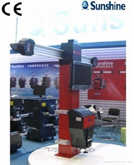 auto lift two post lift with CE QJ-Y-2-35
