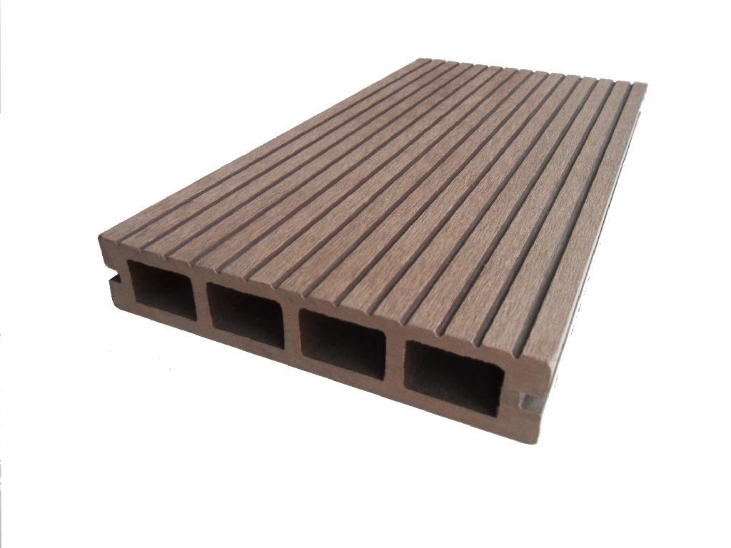 Wpc patio decking and boardwalk ms148k30 meisen china for Wpc decking