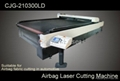 CNC Airbag Laser Cutting Machine