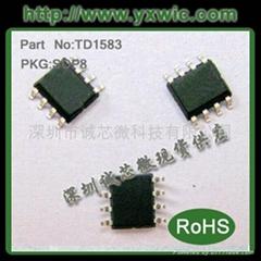 TD1583/EUP3476诚芯微车充方案