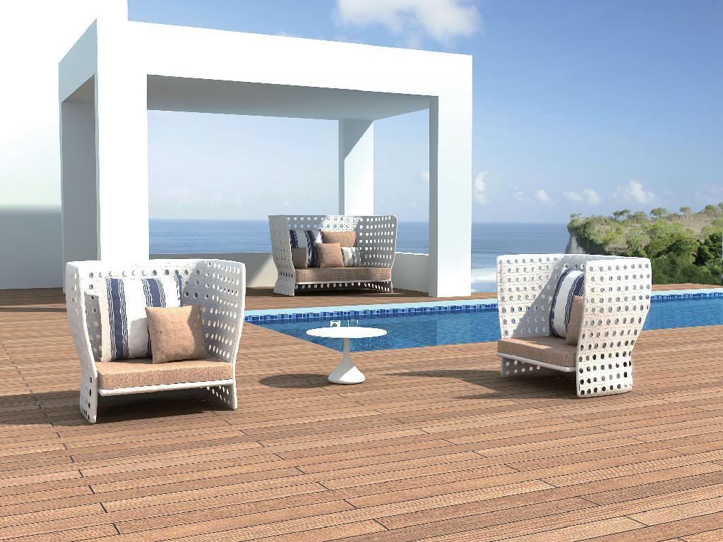 Furniture rattan for Beach craft rattan furniture
