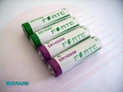 供應藍牙停車設備用ER14505  ER14505M電池