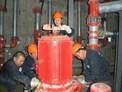 南京消防泵及电机维修