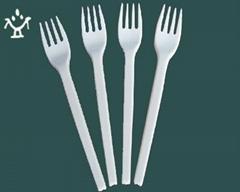 6寸玉米澱粉叉子