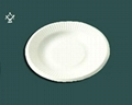 7'' biodegradable round plate