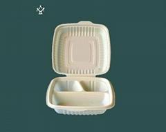 一次性玉米澱粉環保餐盒