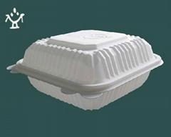 一次性玉米澱粉可降解餐盒