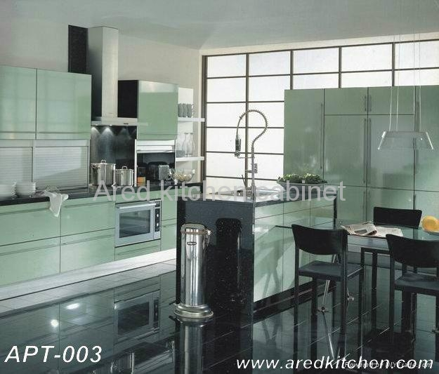 Kitchen Cabinet APT 005 ARED China Manufacturer Kitchen