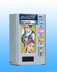 Universal Condom Vending Machine
