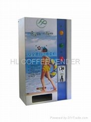 Electric Condom Vending Machine for 3 selections