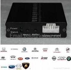 Intelligent video Parking Assist  System