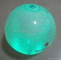 LED PVC Beach Ball 1