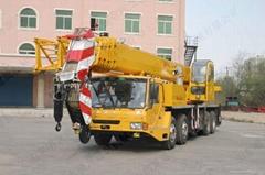 automobile cranes