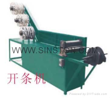 Non-metal tape cutter machine