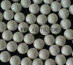 Airsoft BB Bullet 6mm 0.25g white