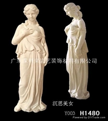 Carvings - carved figures