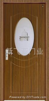 愛倫堡模壓門 1