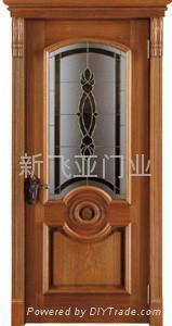愛倫堡模壓門 5