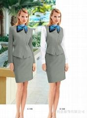 西安酒店制服