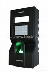 IP based fingerprint door access
