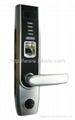 USB OLED fingerprint safe door lock