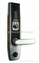 USB OLED fingerprint safe door lock