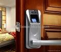 Remote Fingerprint Door Lock HF-LA901