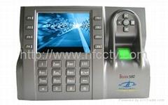 Employee Electronic Attendance Recorder HF-iclock 580