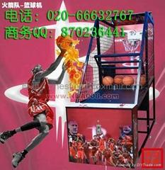 街頭籃球機