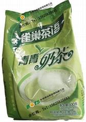 雀巢青青奶茶
