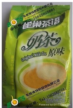 雀巢青青奶茶  2
