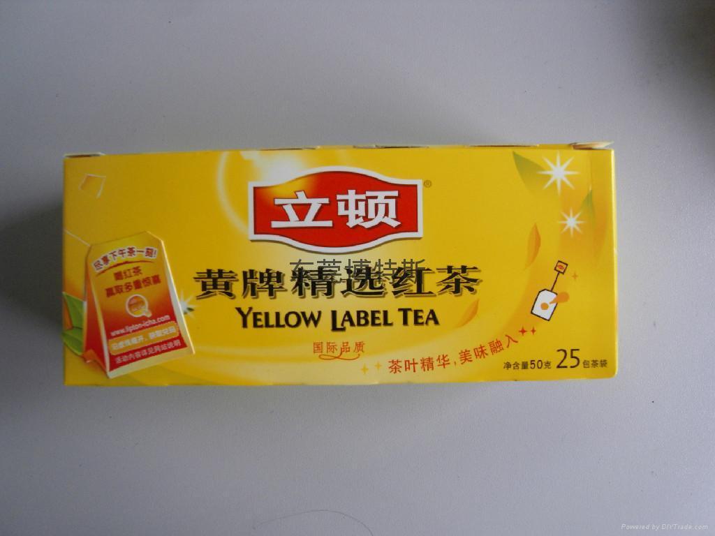立顿速溶奶茶 4