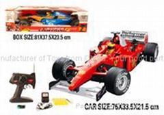 1:6 scale R/C Formular Racer