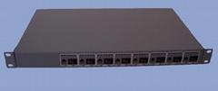 8路GSM無線接入台改碼四卡輪換