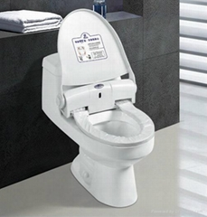 Automatic Sanitary Toilet Seat