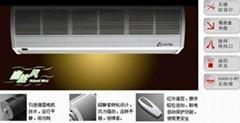 供應西奧多自然風風幕機空氣幕東莞-深圳-惠州-珠海-中山