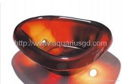 Glass Pedicure Bowl AQ5002