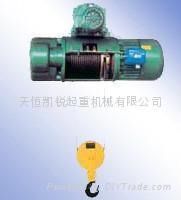 CD1,MD1型钢丝绳电动葫芦