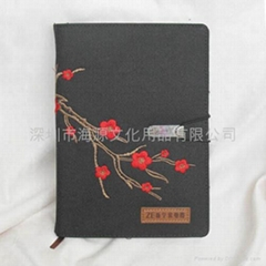 高档万用手册生产厂家、工商日志本、平装笔记本、PVC笔记本