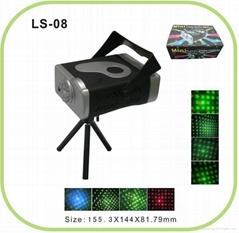 LS-05-02 8种图形激光