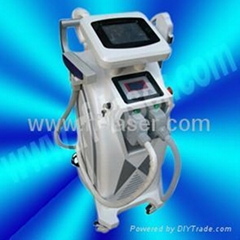 RF IPL Laser tattoo removal 3 in 1 machine